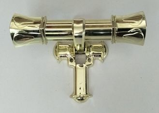 Western Style Casket Handle Hardware / OEM Coffin Ornaments Handles