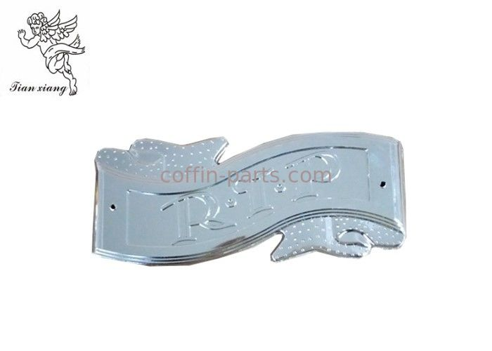 PP Recycle Parts Of A Coffin For Coffin Lid , Funeral Accessories Suppliers